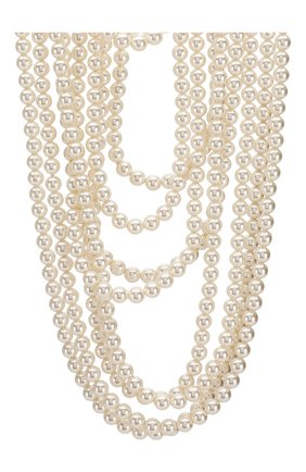 Ожерелье из кристального жемчуга | Фото №2