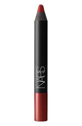 Матовый карандаш для губ, оттенок Infatuated Red | Фото №1