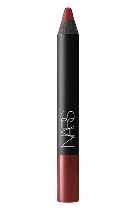 Матовый карандаш для губ, оттенок Consuming Red | Фото №1