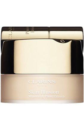 Минеральная рассыпчатая пудра Skin Illusion, оттенок 103   Фото №1