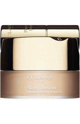 Минеральная рассыпчатая пудра Skin Illusion, оттенок 107   Фото №1