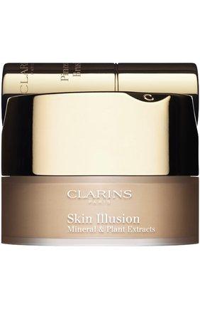 Минеральная рассыпчатая пудра Skin Illusion, оттенок 110   Фото №1