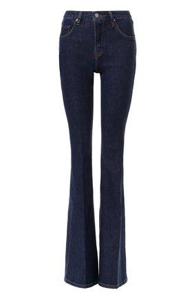 Расклешенные джинсы со стрелками | Фото №1