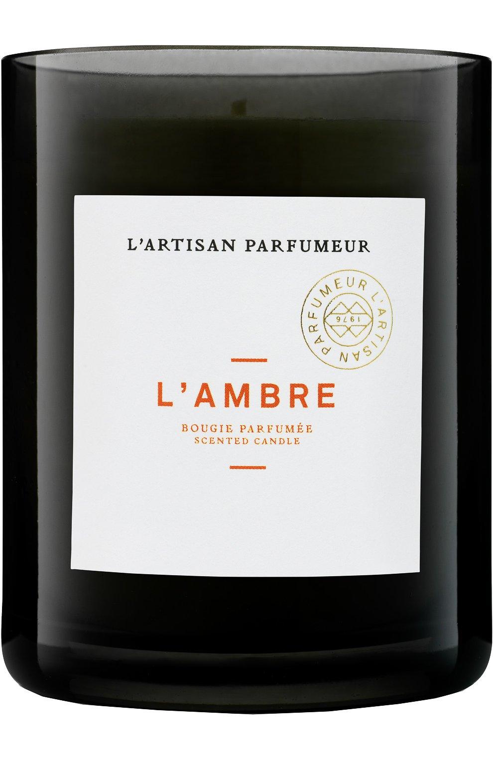 Свеча L'Ambre | Фото №1