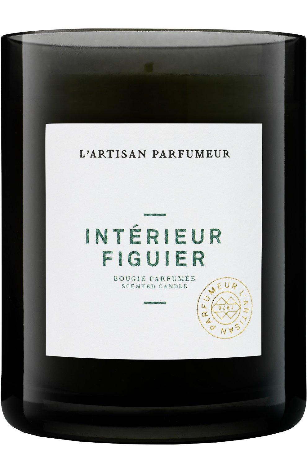 Свеча Interieur Figuier | Фото №1