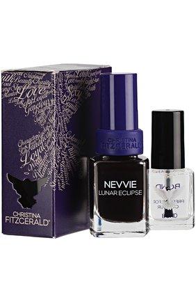 Лак для ногтей Nevvie + Bond-подготовка Christina Fitzgerald | Фото №1