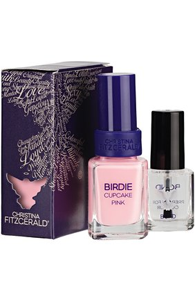 Лак для ногтей Birdie + Bond-подготовка Christina Fitzgerald | Фото №1