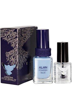 Лак для ногтей Alan + Bond-подготовка Christina Fitzgerald | Фото №1