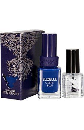 Лак для ногтей Suzelle + Bond-подготовка Christina Fitzgerald | Фото №1