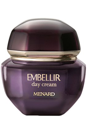 Женское дневной крем-актив spf 15 embellir MENARD бесцветного цвета, арт. 223249 | Фото 1