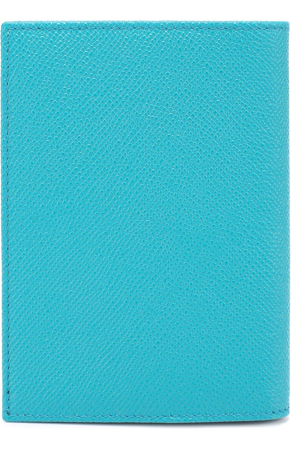 Кожаная обложка для паспорта с отделением для кредитных карт | Фото №2