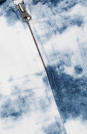 Спортивный кардиган на молнии | Фото №3