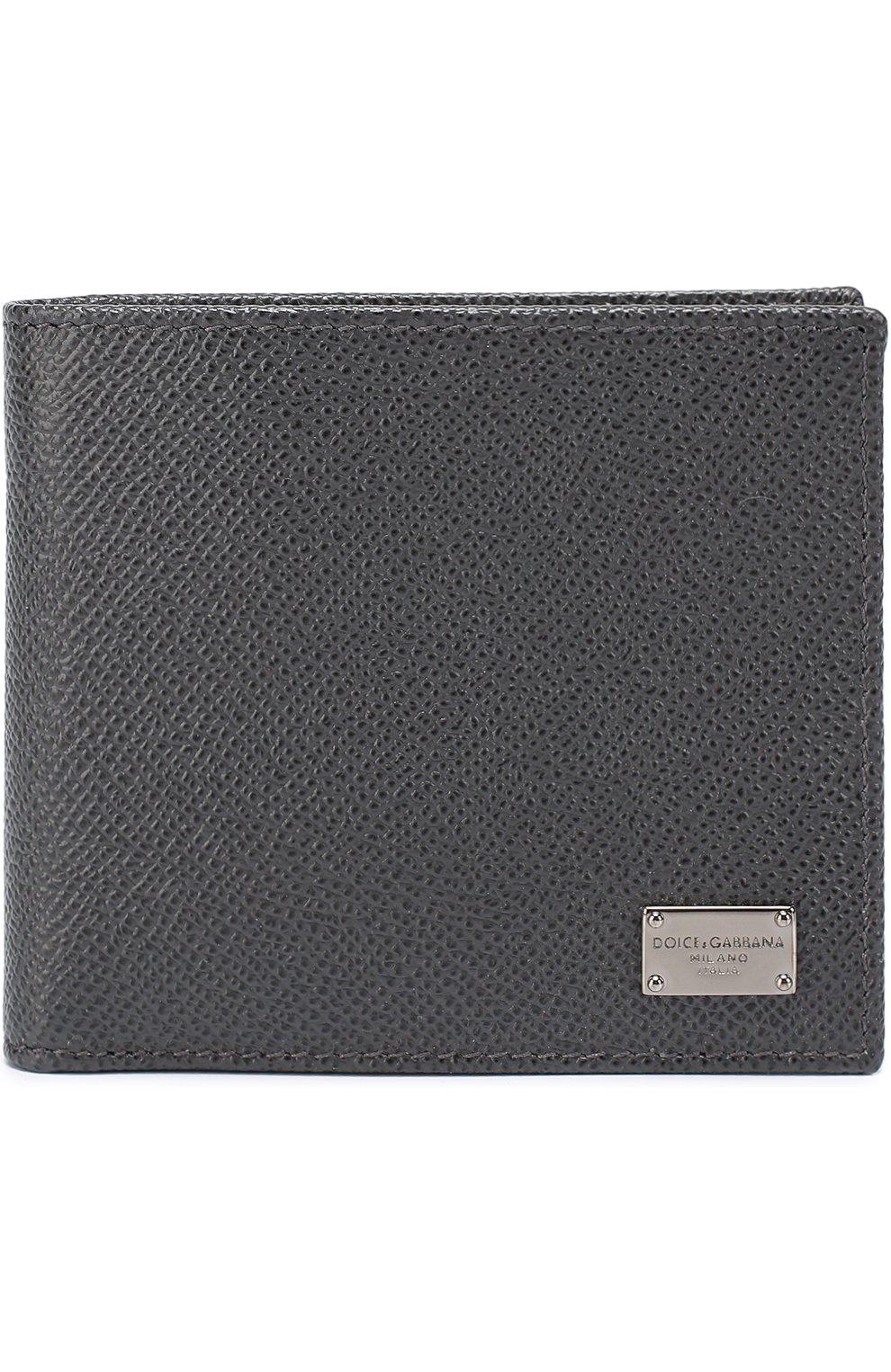 Кожаное портмоне с отделением для кредитный карт | Фото №1