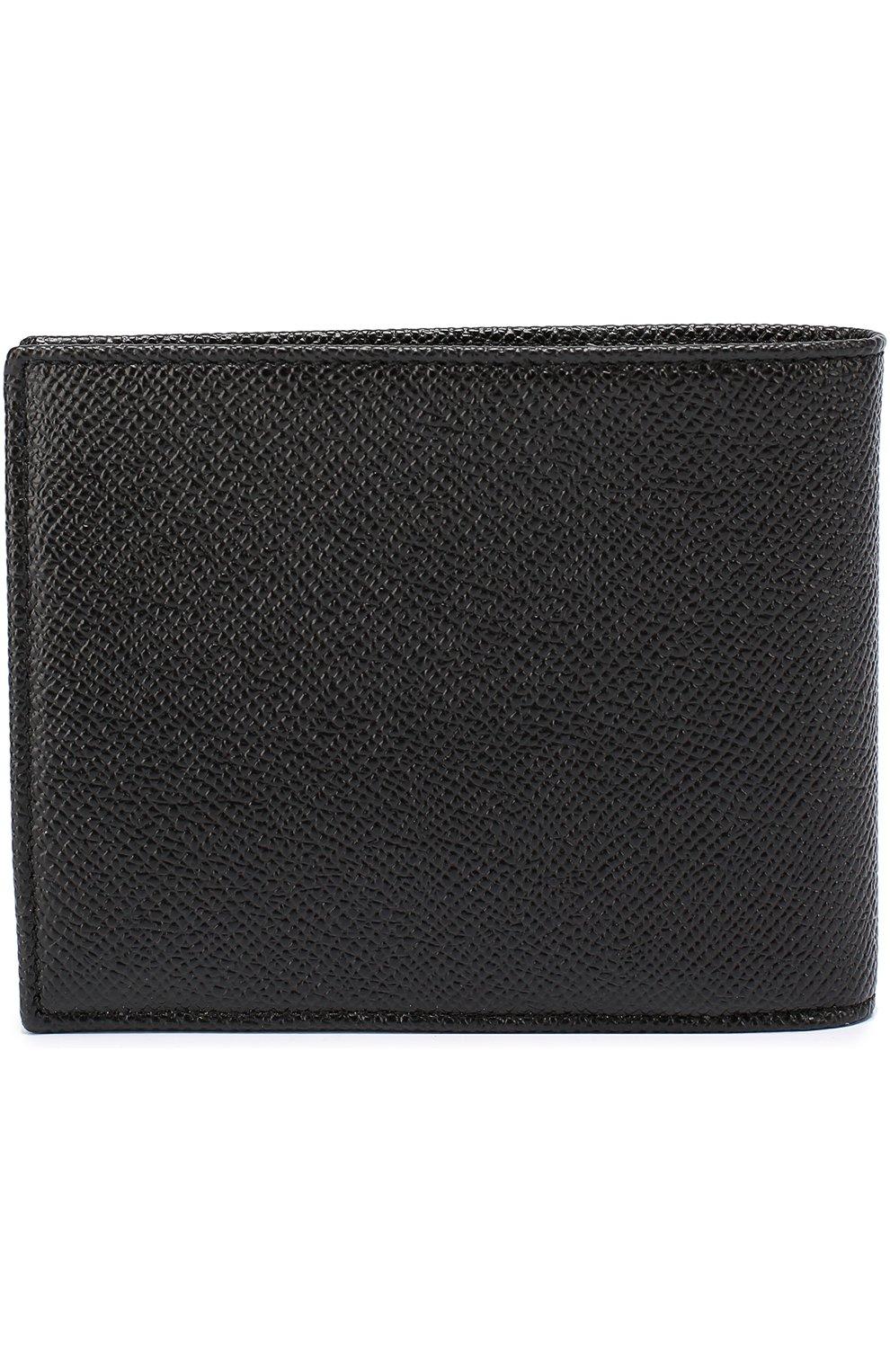 Кожаное портмоне с отделением для кредитный карт | Фото №2