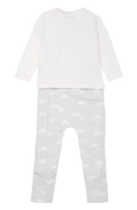 Пижама из хлопка с принтом | Фото №2