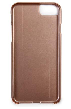 Мужской чехол для iphone 7 с отделкой металлом KENZO светло-розового цвета, арт. F66C0KIF7TAL | Фото 2