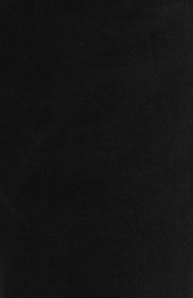 Джинсы-скинни с вышивкой на кармане Dolce & Gabbana черные | Фото №5