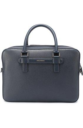 Кожаная сумка для ноутбука Mediterraneo | Фото №1