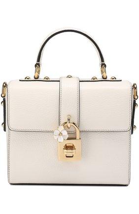 Сумка Dolce Soft Dolce & Gabbana белая цвета | Фото №1