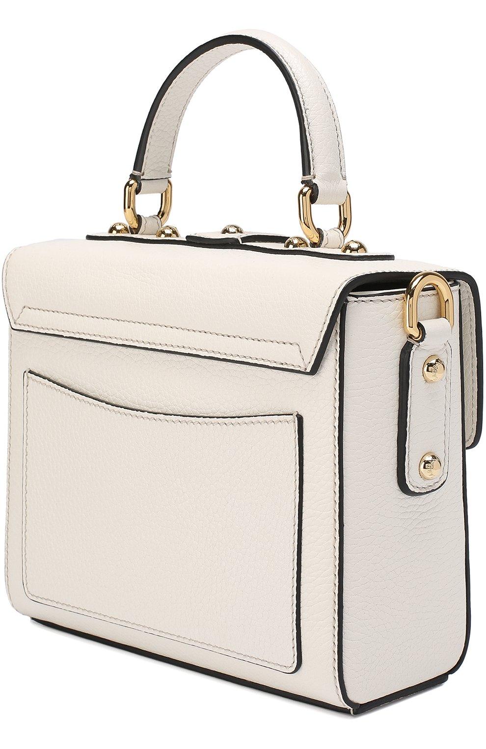Сумка Dolce Soft Dolce & Gabbana белая цвета | Фото №3