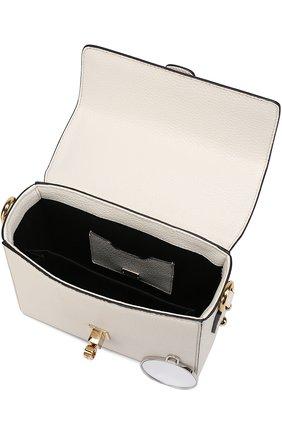 Сумка Dolce Soft Dolce & Gabbana белая цвета | Фото №4