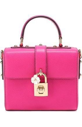 Сумка Dolce Soft Dolce & Gabbana фуксия цвета   Фото №1
