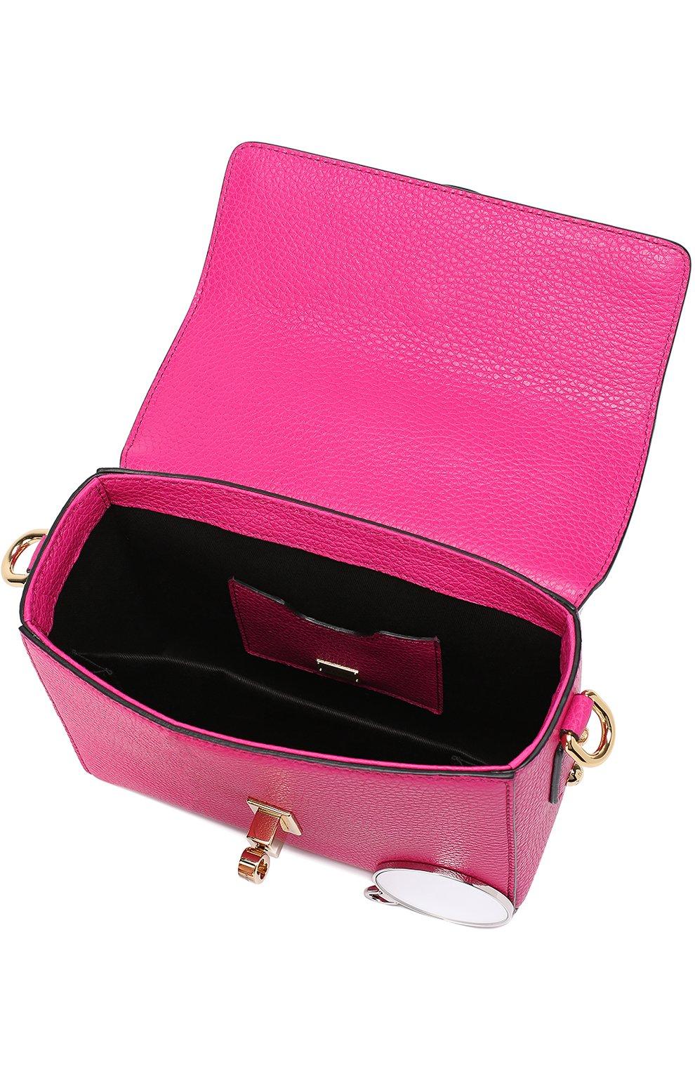 Сумка Dolce Soft Dolce & Gabbana фуксия цвета   Фото №4
