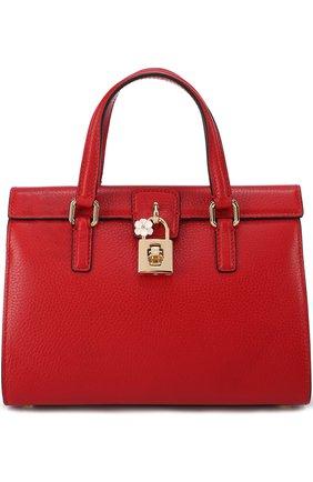Сумка Dolce Lady Dolce & Gabbana красная цвета   Фото №1