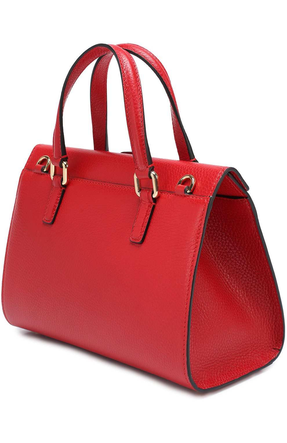 Сумка Dolce Lady Dolce & Gabbana красная цвета   Фото №3