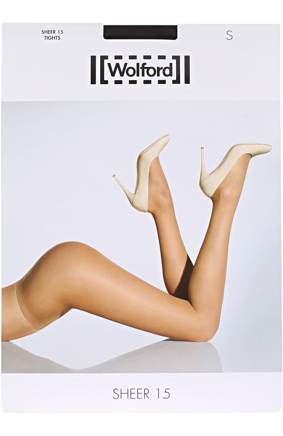 4fed1ed8dce3b Чёрного женские чулки и колготки Wolford по цене от 2 000 руб. купить в  интернет-магазине ЦУМ