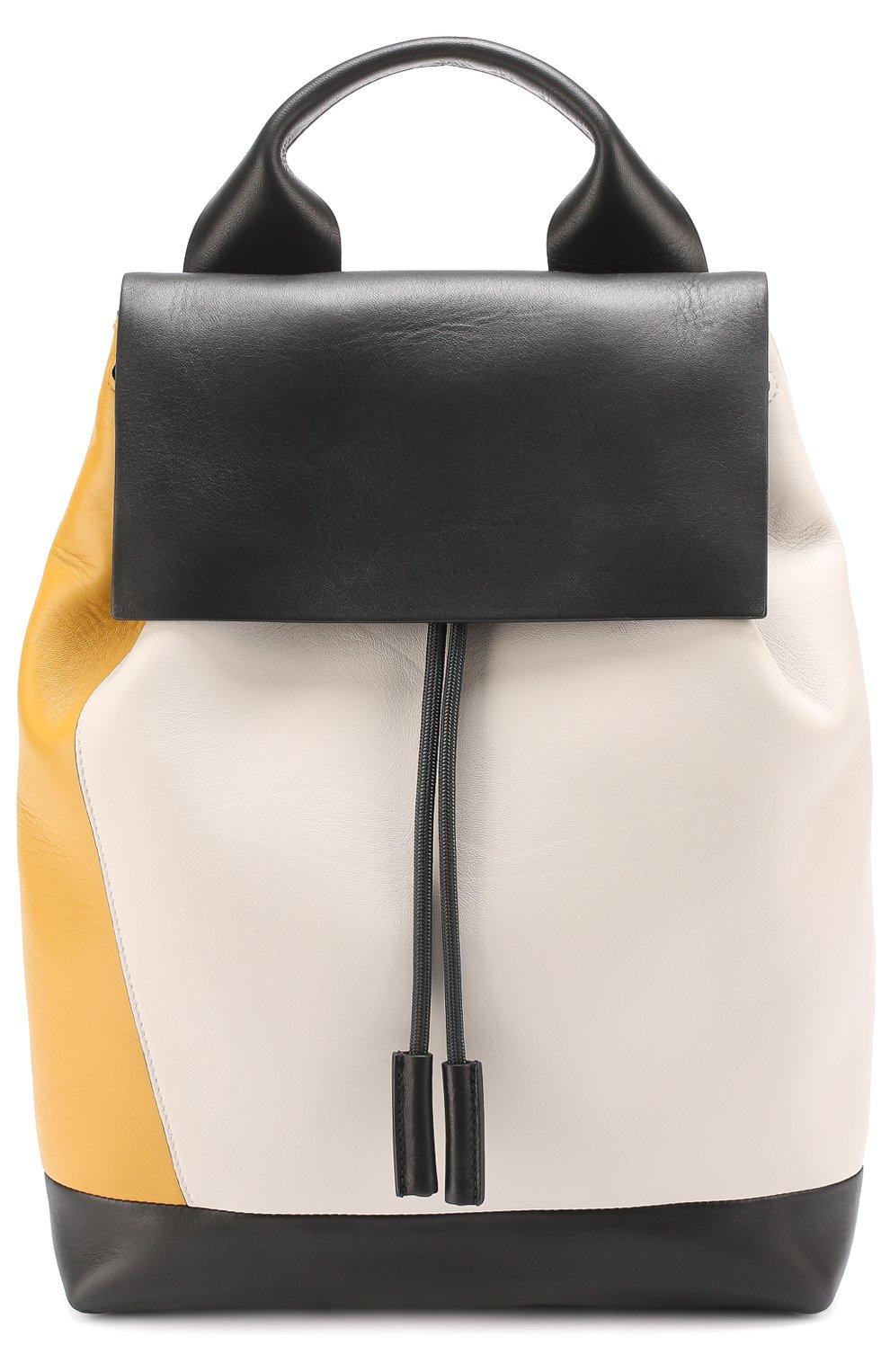 Рюкзак Pod из комбинированной кожи   Фото №1
