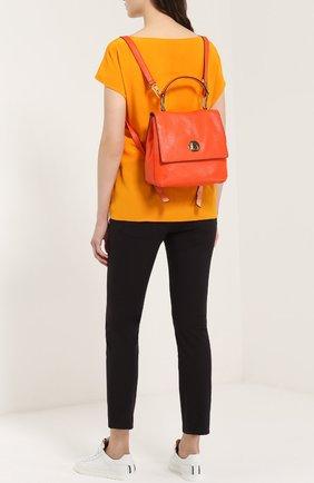 Кожаный рюкзак Liya | Фото №2