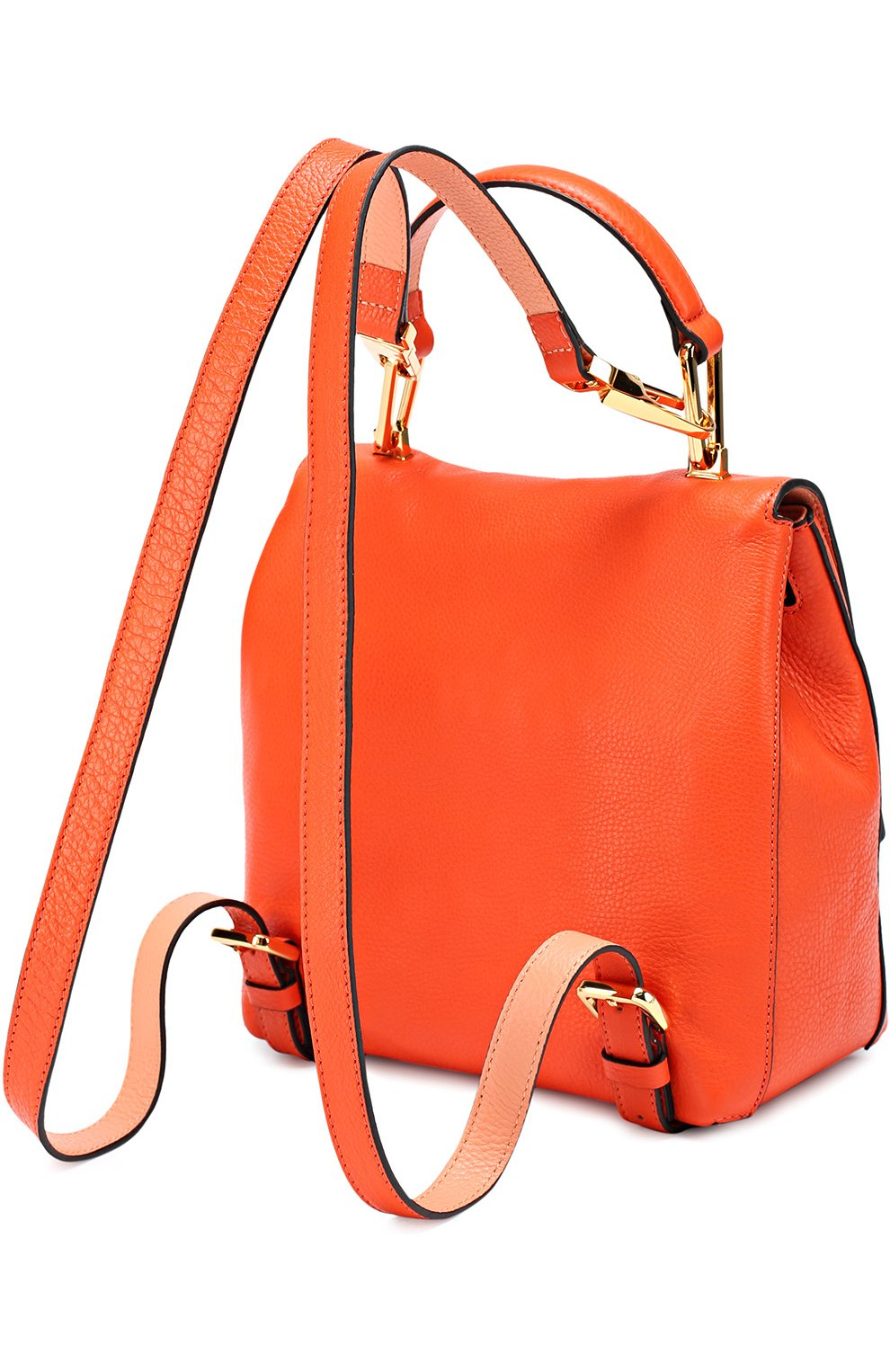 Кожаный рюкзак Liya | Фото №3