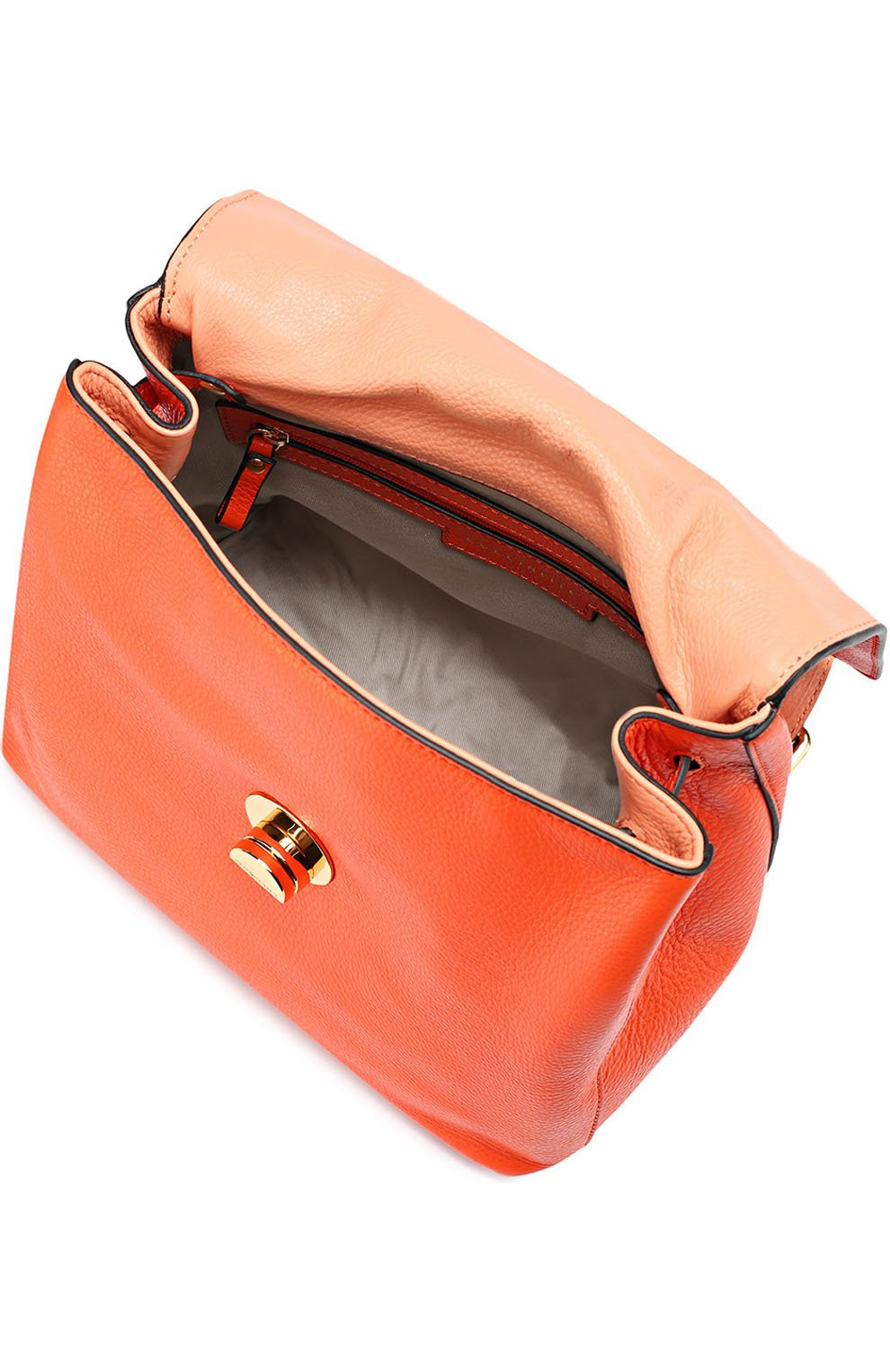 Кожаный рюкзак Liya | Фото №4