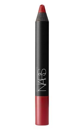 Матовый карандаш для губ, оттенок Cruella | Фото №1