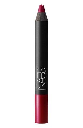 Матовый карандаш для губ, оттенок Damned | Фото №1