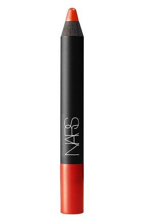 Матовый карандаш для губ, оттенок Red Square | Фото №1