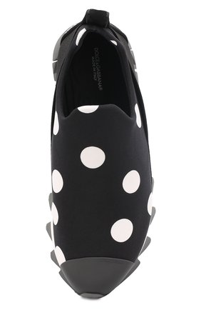 Комбинированные кроссовки Ibiza с принтом | Фото №5