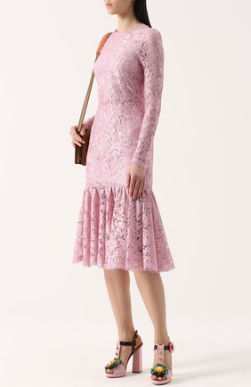 Плетеные босоножки Keira с декором   Фото №2