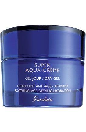 Дневной крем с облегченной текстурой Super Aqua-Day | Фото №1