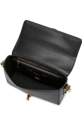Сумка Dolce Soft Dolce & Gabbana черного цвета | Фото №4
