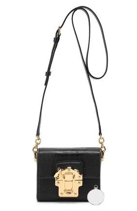 Сумка Lucia Dolce & Gabbana черного цвета | Фото №5