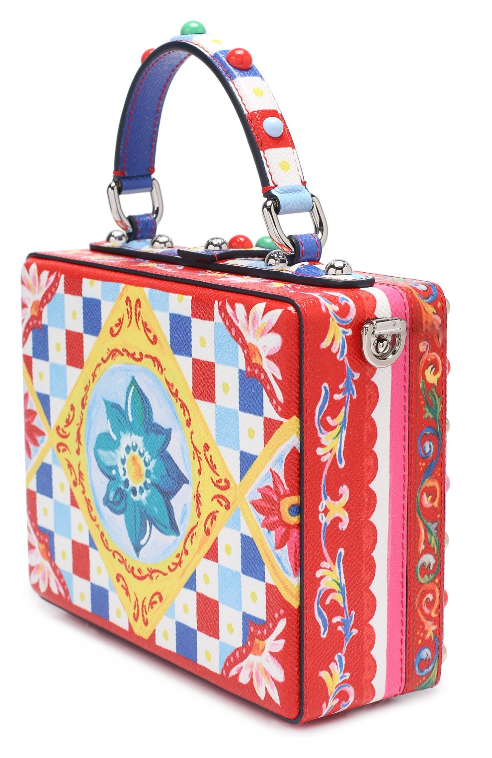 Сумка Dolce Box с декоративной отделкой | Фото №3