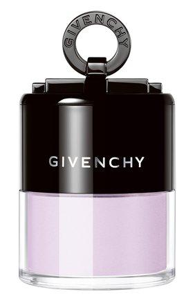 Пудра для лица с эффектом искусственного сияния Givenchy Point D'Encrage Prisme Libre Travel | Фото №1