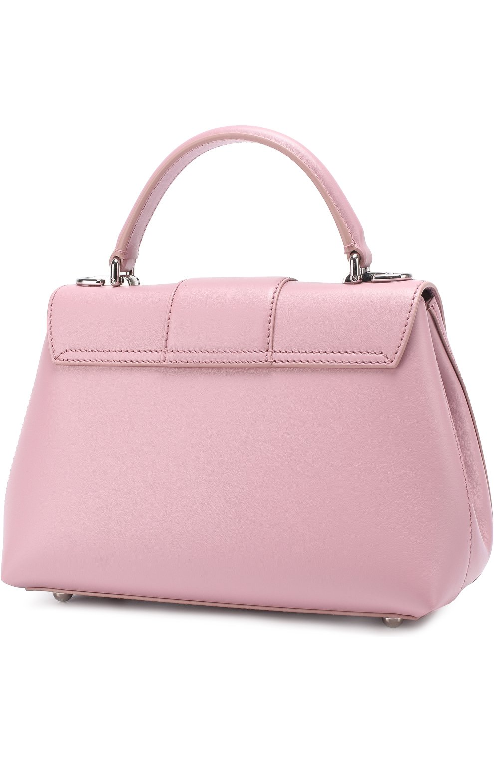 Сумка Lucia small Dolce & Gabbana розовая цвета   Фото №3