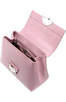 Сумка Lucia small Dolce & Gabbana розовая цвета   Фото №4