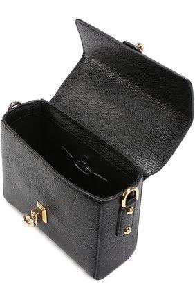Сумка Dolce Soft Dolce & Gabbana черная цвета | Фото №4