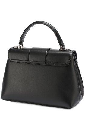 Сумка Lucia small Dolce & Gabbana черная цвета | Фото №3