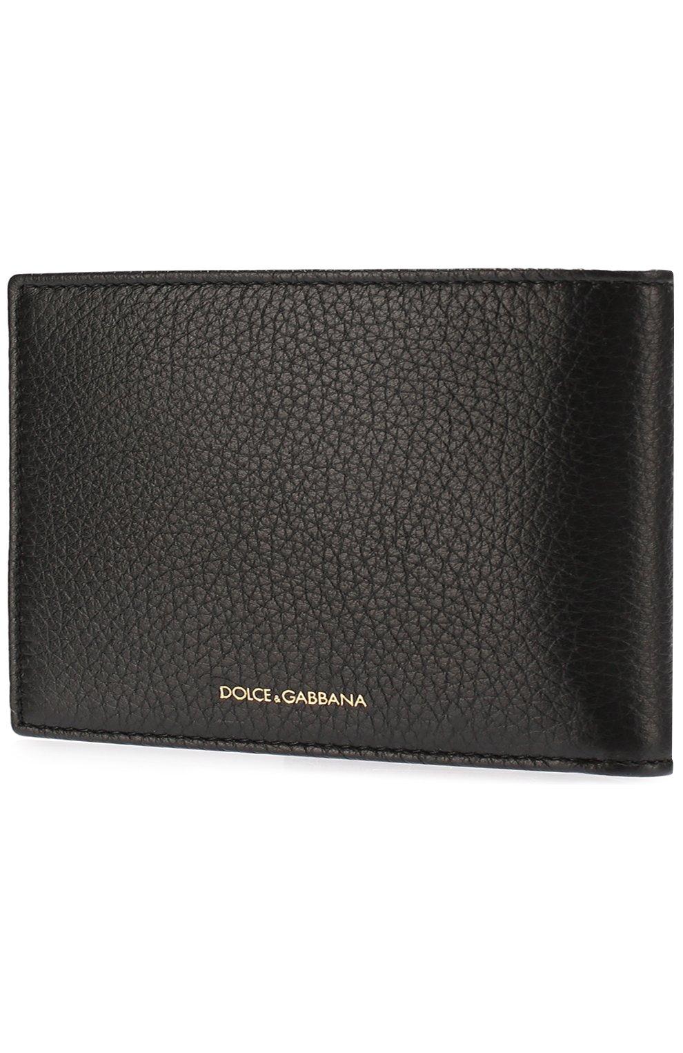 Кожаное портмоне с декоративной отделкой и отделениями для кредитных карт | Фото №2