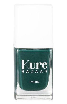 Лак для ногтей, оттенок Green Love Kure Bazaar   Фото №1